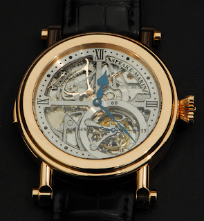 Montre Speake-Marin Renaissance Tourbillon Répétition Minutes
