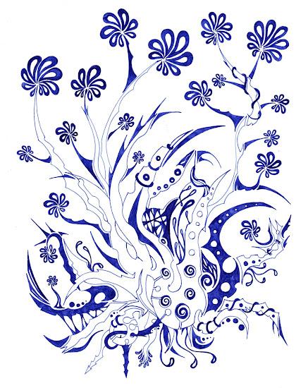 Plein de plantes =D Fleurs+bleues+8