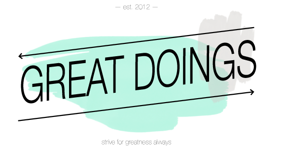 Great Doings