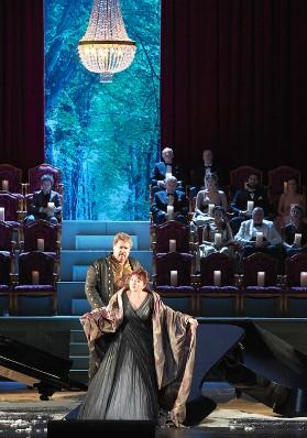 Ariadne auf Naxos - Wiener Staatsoper © Wiener Staatsoper