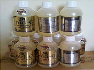 Produk Jelly Gamat Gold-G