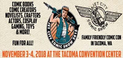 Nov. 3-4  Tacoma, Washington
