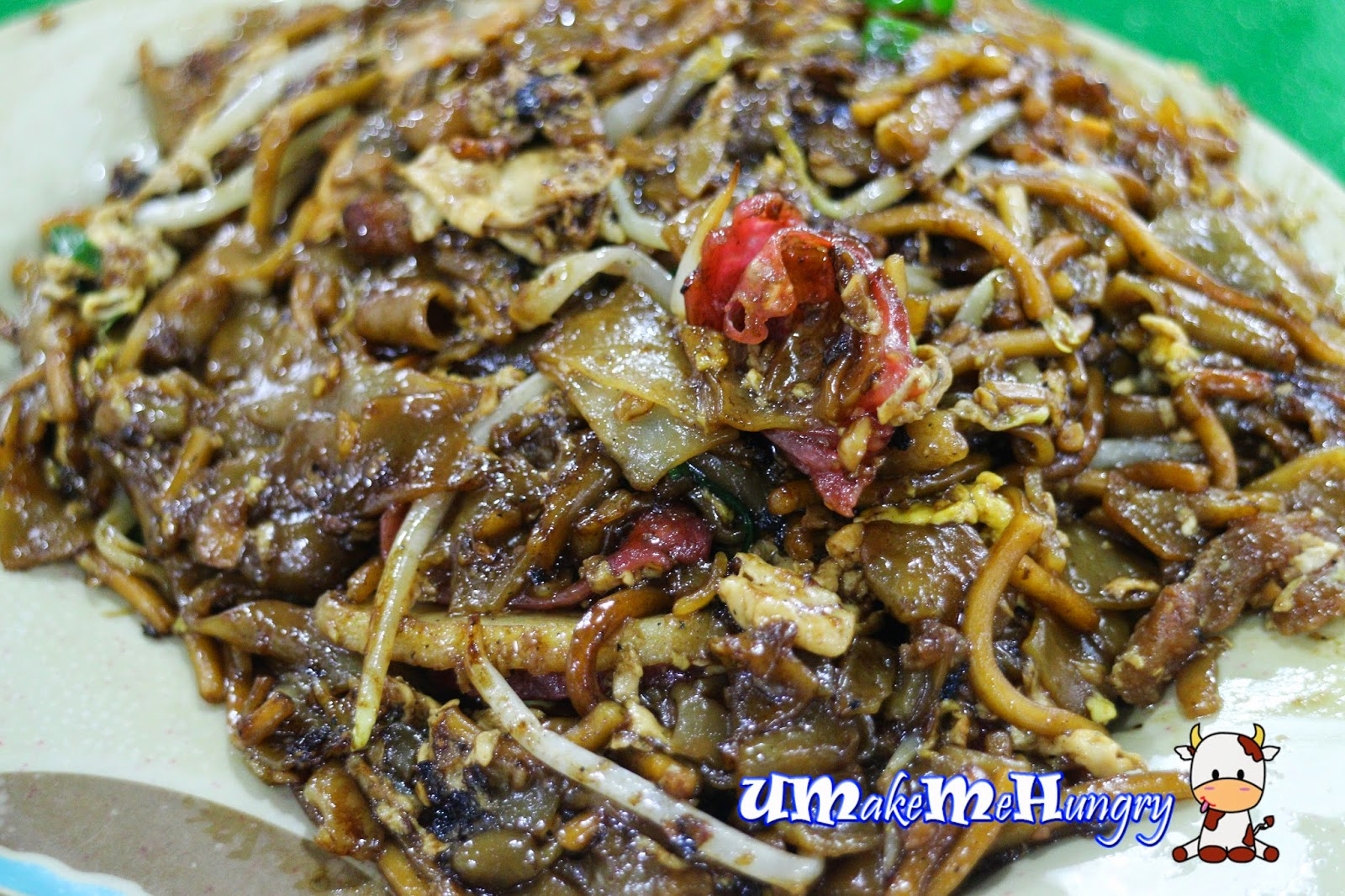 how to say kway teow