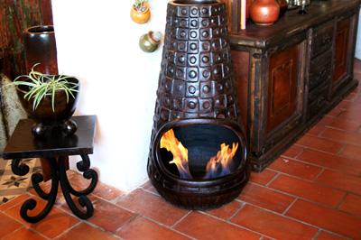 amadera meuble et d coration le charme thique du mexique authentique attention le brasero. Black Bedroom Furniture Sets. Home Design Ideas