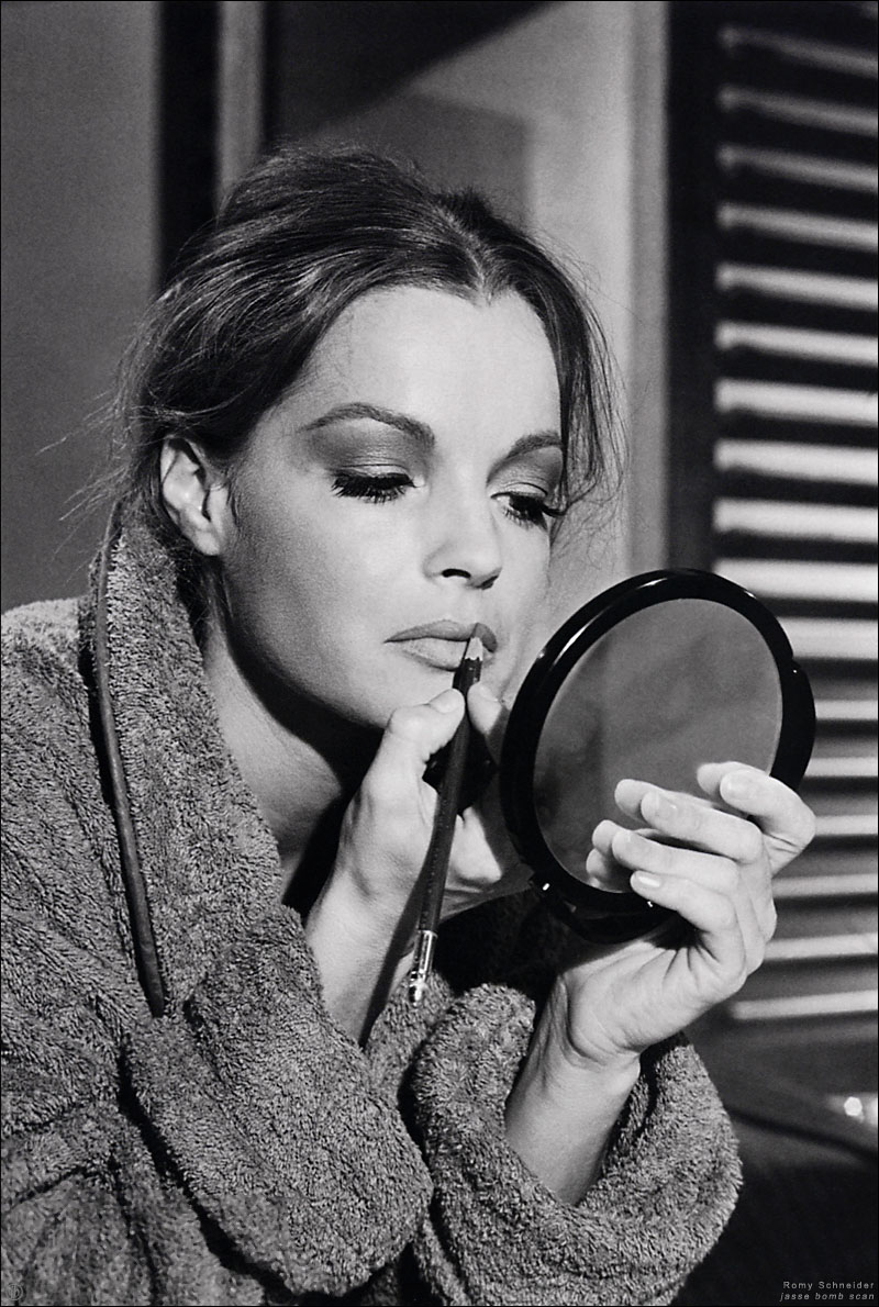 Zimtm dchen inspiration romy schneider music from choir for Alarme piscine linxor jb p 03