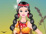 تلبيس بنت الهنود الحمر