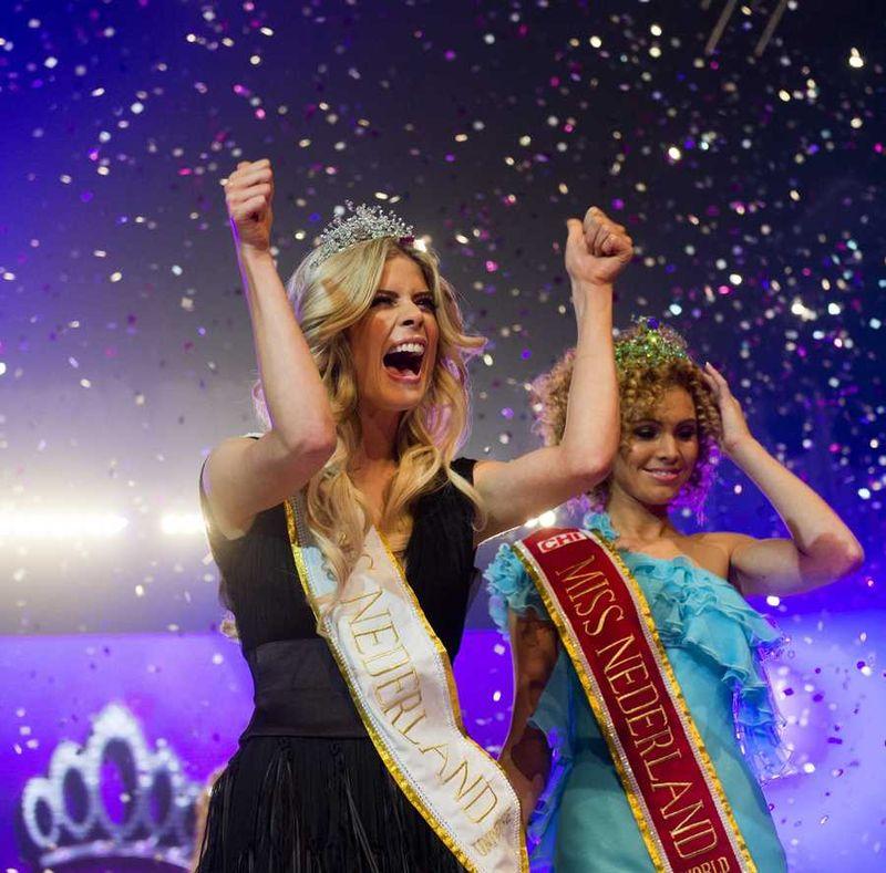 2013 Miss Universe Nederland