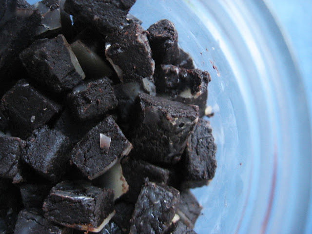 Homemade Carob Chips by Raia's Recipes