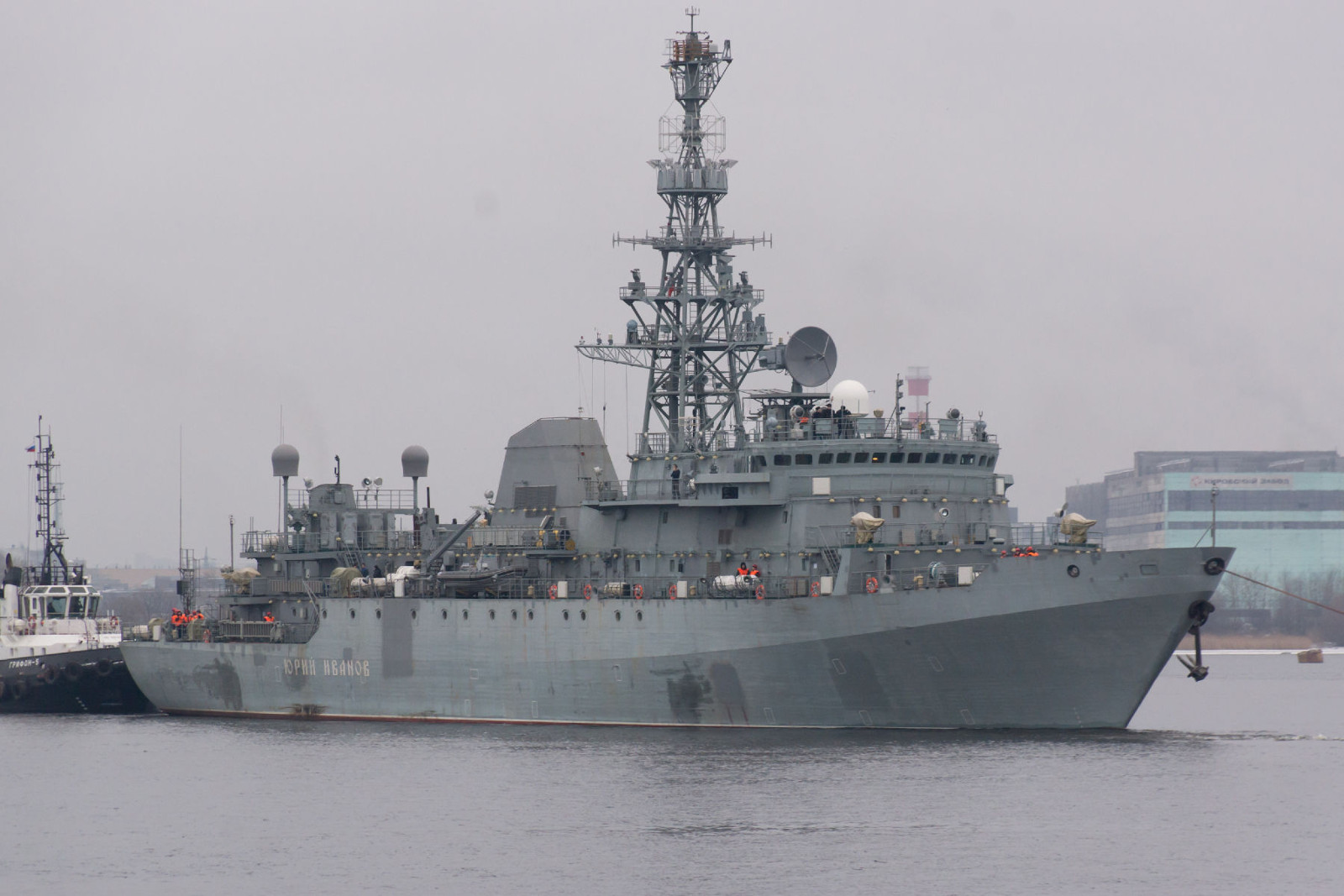 Naval Open Source Intelligence Russian Navy Gets New