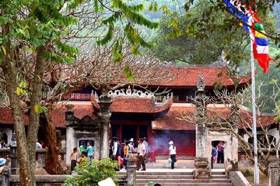 Saint Giong Temple
