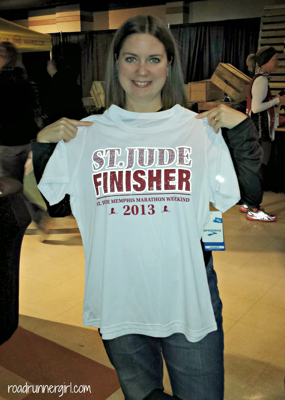 Road runner girl st jude memphis half marathon weekend for St jude marathon shirts