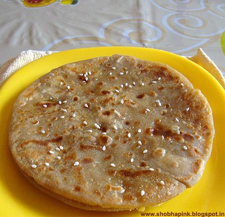 Image result for Tilgul Paratha (Tilgul Poli)