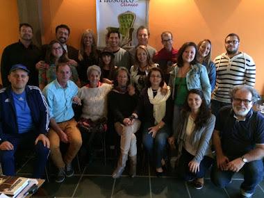 Café Filosófico Clínico em Porto Alegre. Gratidão pela companhia! Ano que vem tem mais e melhor!