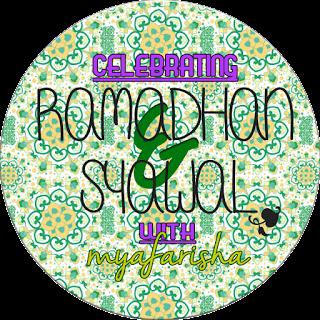 #CelebratingRamadhanSyawalBersamaMyaFarisha