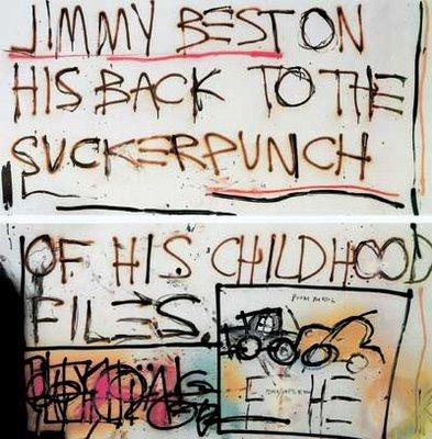 Basquiat Graffiti Art Quotes. QuotesGram