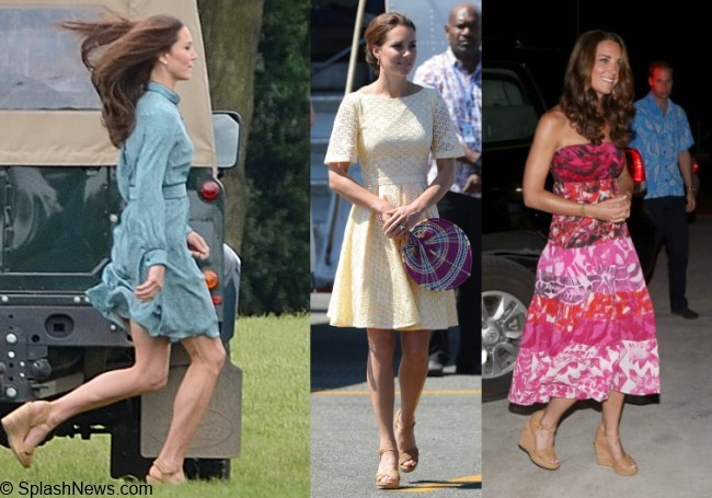 Duchess Kate Loves Shoes