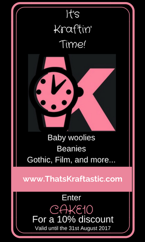 It's Kraftin Time