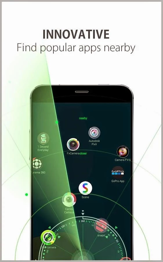 APUS Launcher - Small,Fast,Boost v1.8.2