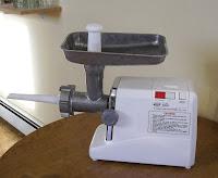 Set up grinder