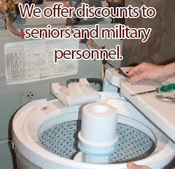 Seniors and Military Personell Discounts
