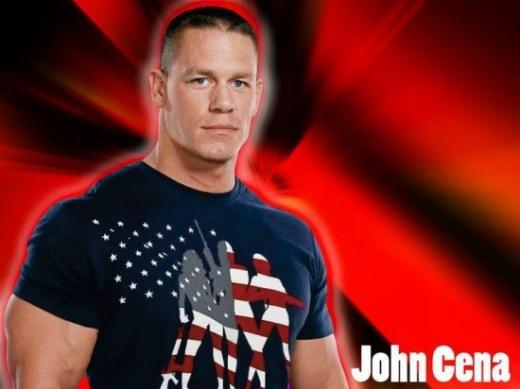 John Cena Wallpapers For Galaxy Y