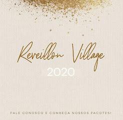 Réveillon 2020 da Pousada  Ebenezer Village.