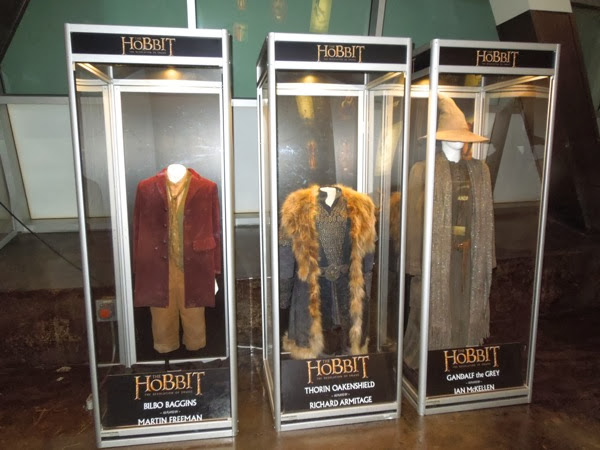 Hobbit Desolation of Smaug costumes