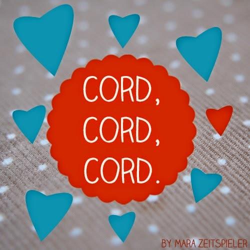 Cord, Cord, Cord