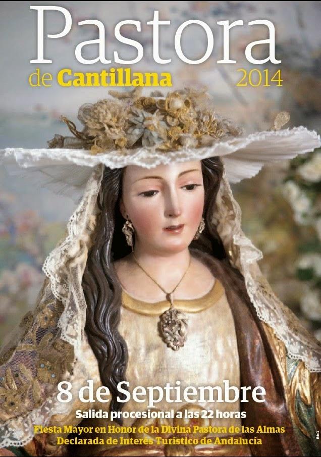 Fiestas Mayores en honor de la Divina Pastora de Cantillana