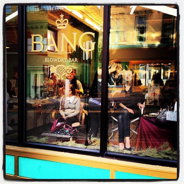 BANG Blowdry Bar