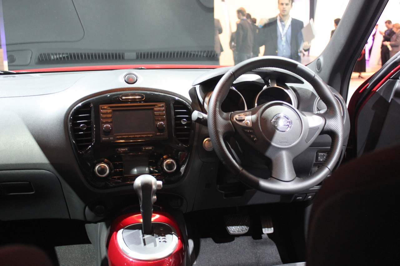 Car for Interior nissan juke