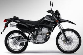 2010 Kawasaki KLX250S