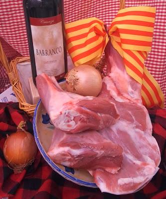 Carnes Marisa.  Menú especial Fiestas del Pilar.