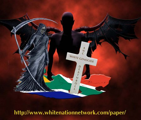 GEVREKTE VOLK : SOUTH AFRICA- THE NEW SODOM AND GOMORRAH