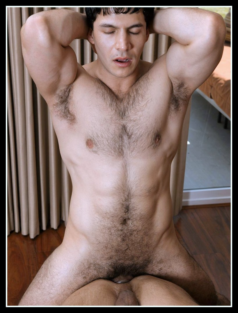 Hairy Men The Way I Like Them