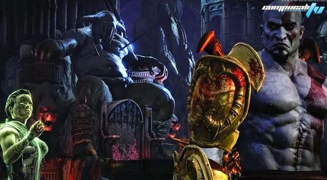 Imágenes oficiales de God of War III remasterizado