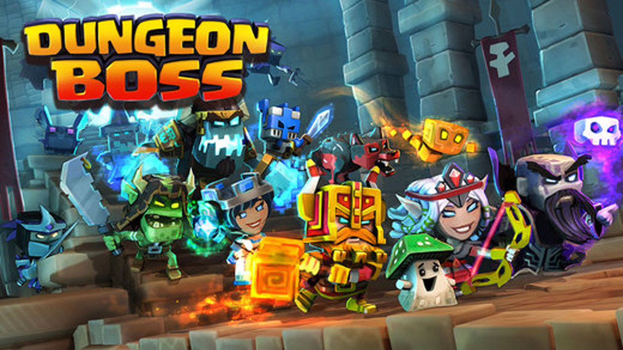 Dungeon Boss Gameplay IOS / Android