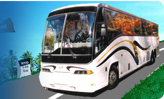 Bus Tickets / Bus Services across India