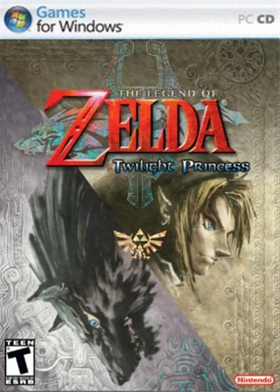 DOWNLOAD The Legend Of Zelda Twilight Princess FOR PC FULL ...