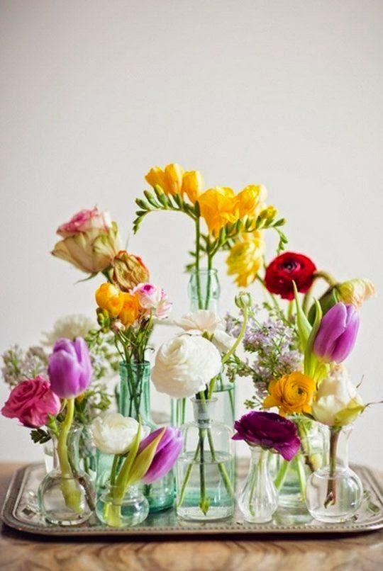 Interieur mood verslaafd aan bloemen for Huis inrichten op schaal