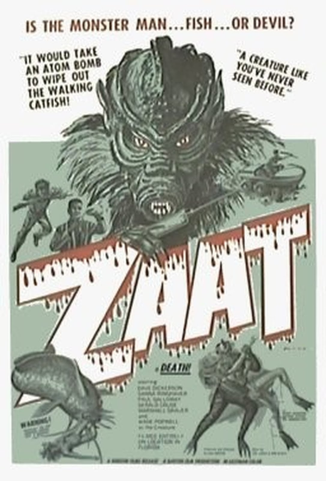 "ZAAT (AKA, ""The Blood Waters of Dr. Z"")"