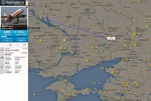 Pesawat MH17