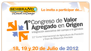 1º Congreso de Valor Agregado