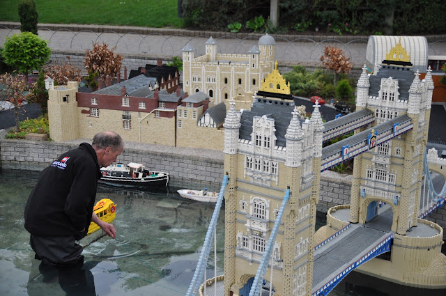 Windsor+Legoland+Mini+Land+Tower+Bridge
