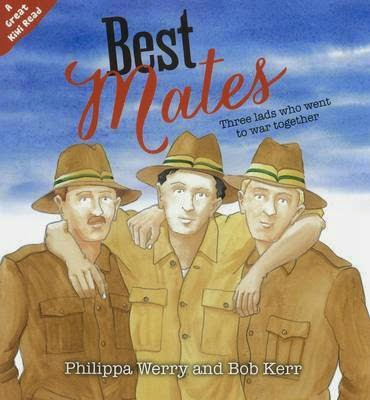Best mates by Philippa Werry and Bob Kerr (New Holland, 2014)