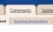 Cara mengelakkan Anonymous Komen di Blog