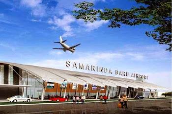 Bandara Samarinda Baru (BSB). ZonaAero