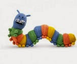 http://www.letsknit.co.uk/free-knitting-patterns/doug-the-caterpillar-draught-excluder