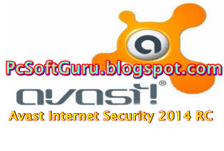 Avast! Internet Security 2014 RC build 2014.9.0.2005