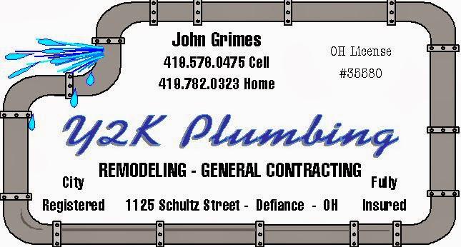 Y2K Plumbing, Remodeling & Contracting